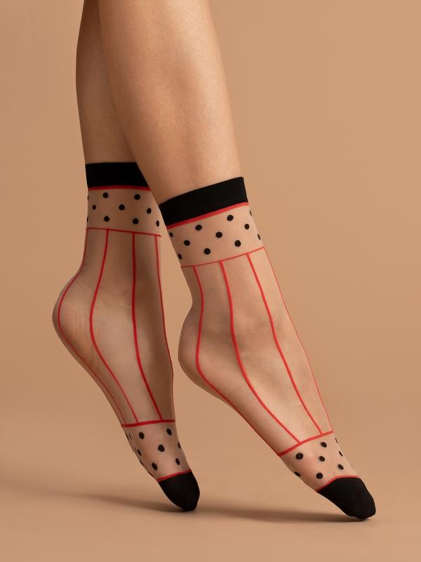 Punčochové ponožky Fiore Spicy 15 den